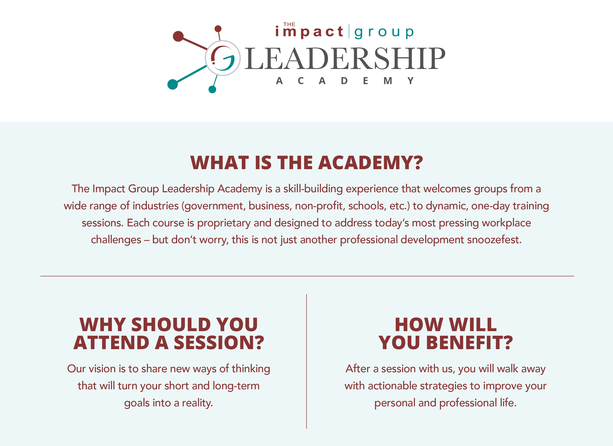 Leadership Academy Landing Page2